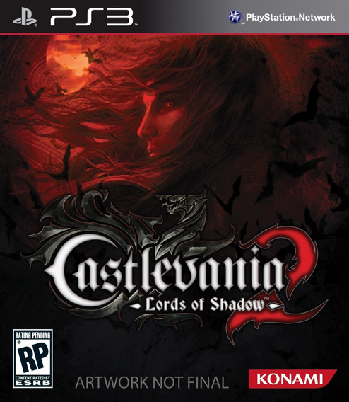 Castlevania Lords Of Shadow 2 - Jogos Ps3 Playstation 3