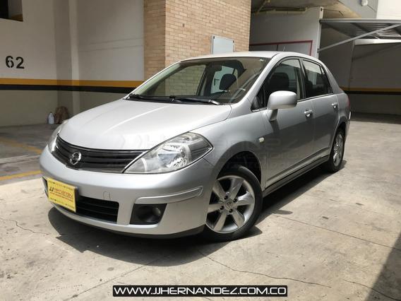 Nissan Tiida, 1.800cc, Aut Modelo 2012 , Financio 100%