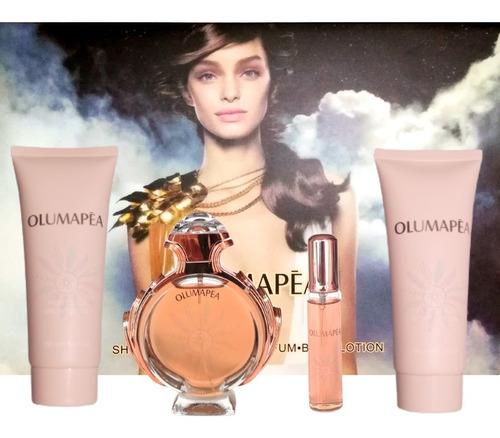 Imagen 1 de 8 de Estuche Perfume Olympea Mujer | Olumape - mL a $343