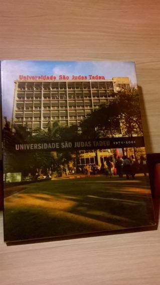 Livro - Universidade São Judas Tadeu 1971-2001