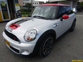 Mini Cooper S Mt 1600cc T Ct Aa
