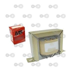 Transformador Ms Trafo 0+24v 2a 110/220v
