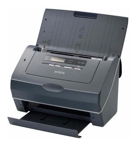 Scanner De Mesa Epson Gt S50 Super Novo Pronto Para Uso !!!