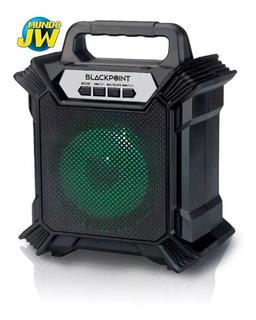 Parlante Portatil Bluetooth Black Point By Panacom S19 Jw