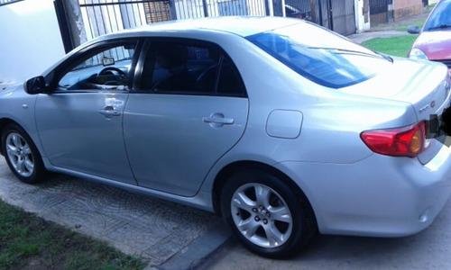 Toyota Corolla 1.8 Xei Pack Cuero Mt 2009