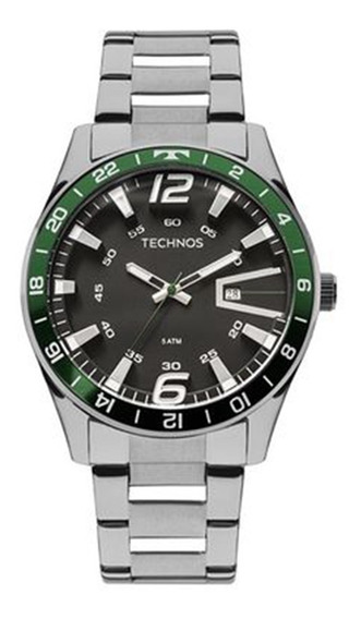 Relógio Technos - Performance - Racer - 2115lak/1p