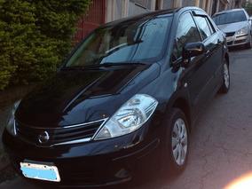 Nissan Tiida Sedan 11/12 - 2° Dono - Uber Select