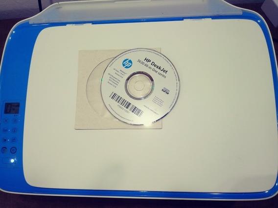 Impressora Multifuncional Hp Deskjet 3630 Ln Advantage Usada