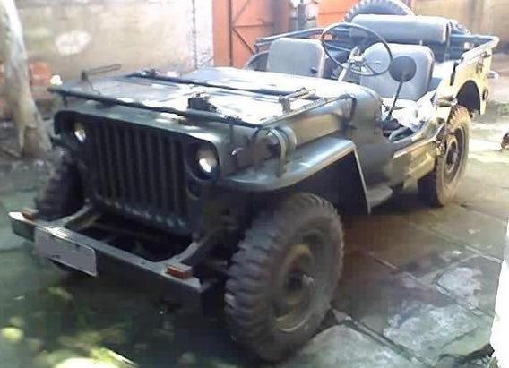 Jeep Wilys Mb -1942 ( Puro)