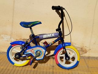 Bicicleta Bmx Kids