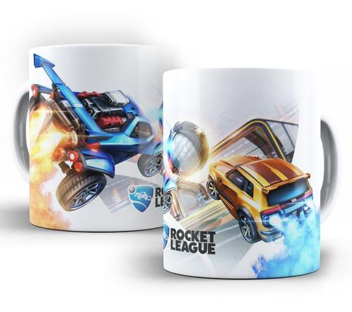 Imagem 1 de 1 de Caneca Rocket League Em Cerâmica