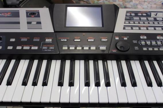 Teclado Sintetizador Arranjador Va-76 Roland