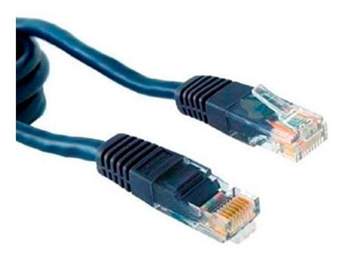 Cable De Red Netmak Patchcord 3 Metros Cat5e