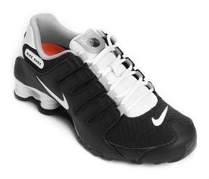 Tenis Masculino Nike Shox Nz Eu Original