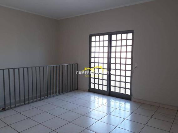 Sobrado Com 3 Dormitórios Para Alugar, 115 M² Por R$ 950,00/mês - Morada Do Sol - Americana/sp - So0010
