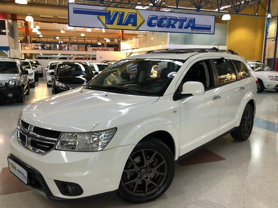 Dodge Journey 3.6 Rt C/ Teto Solar * 7 Lugares * Top