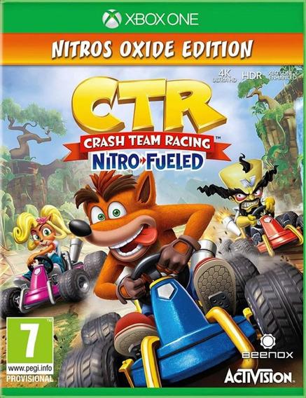 Crash Team Racing| Nitros Oxide Edition| Xbox One| Digital