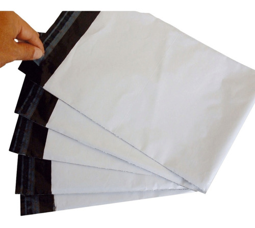 Imagem 1 de 2 de Envelopepara Envio De Caixa Sapato Roupas 40x50 1000 Pçs