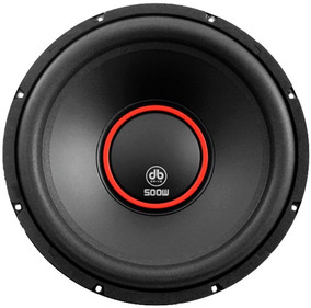 Subwoofer 12 Db Drive S0-12s4 250w Rms