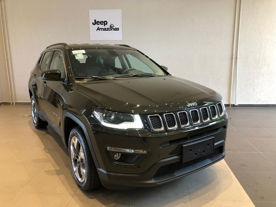 Jeep Compass 19/20 2.0 Longitude Flex Aut. 5p