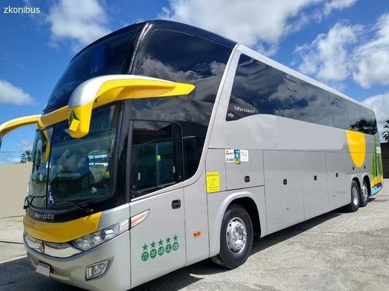 Ônibus Rodoviário Lowdriver G7 Scania 1600 2013/2013