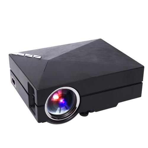 Imagen 1 de 6 de Deeplee Gm60a Mini Proyector Portátil Lcd Led Xbox Ps4 Hdmi