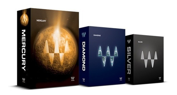 Plugins Waves Complete 10 | Vst Au Rtas Aax | Win Mac