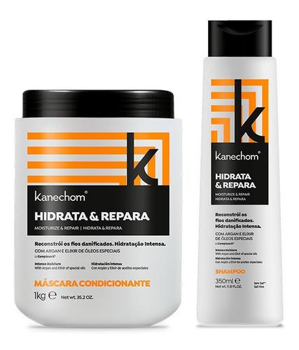 Kanechom Kit Hidrata Y Repara - g a $38