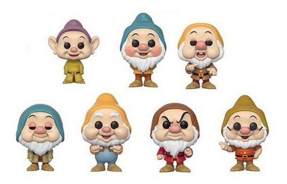 Snow White Branca De Neve E Os Sete Anões Funko Pop