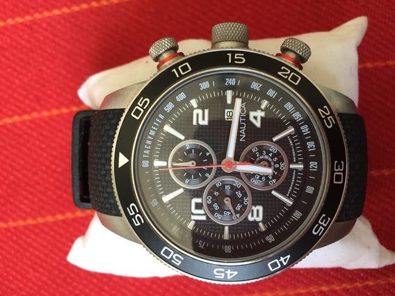 Relógio Nautica Mod. A23606g - Entrega Imediata