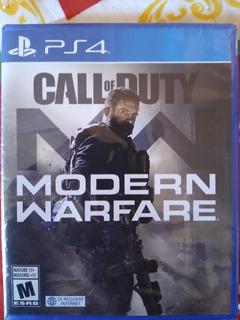 Call Of Duty Modern Warfare Ps4, Envio Gratis