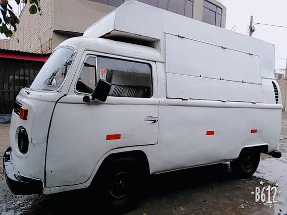 Carro Sanguchero - Combi Volkswagen
