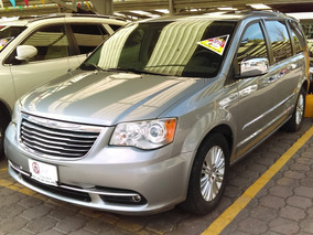 Chrysler Town & Country 3.6 Limited 2014