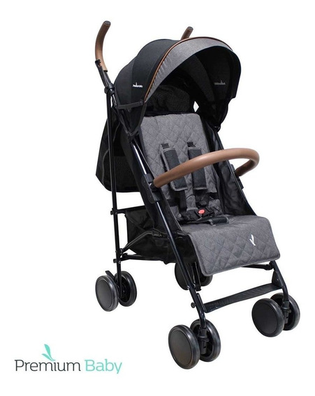 Coche Paragua Premium Baby Kinetic Grey