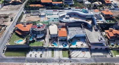 Mansão De Sonho Nas Dunas De Lourdes Fortaleza Ceará Brazil - Ca0974