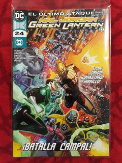 Dc Comics Hal Jordan And The Green Lantern Corps #24 (2019)