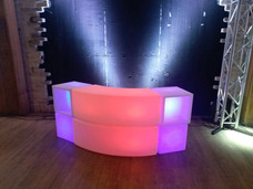 Salas Led Neon Y Salas Lounge Alquiler Pistas Led- Bar Led -