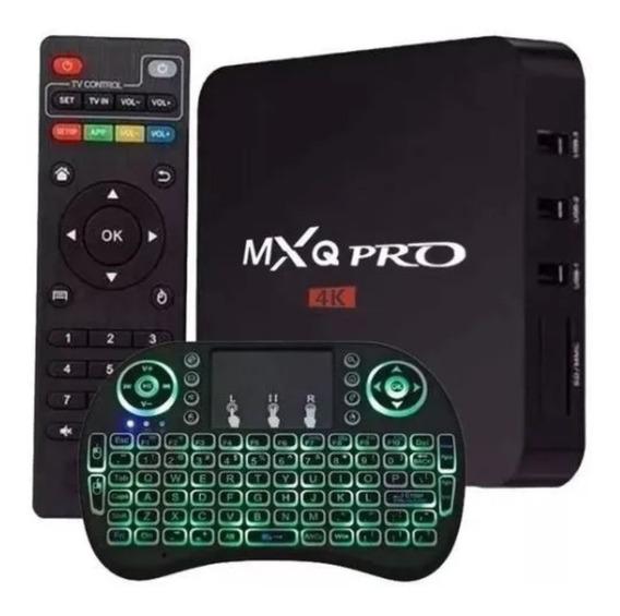 Aparelho Tv Box Pró 5g, 4gb Ram, 32 M, Deixe Sua Tv Smart