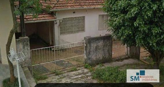 Casa Residencial À Venda, Vila Pires, Santo André. - Ca0140