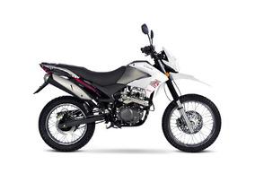Moto Zanella Zr 200 Ohc 17 Hp Tablero Digital Enduro 0km