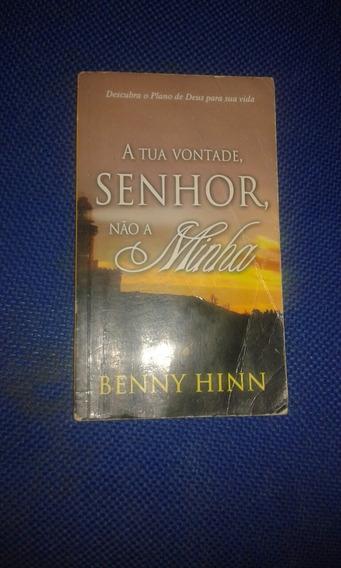 Livro Maravilhoso De Benny Hinn