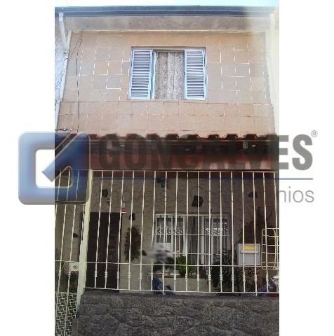 Venda Sobrado Santo Andre Vila Alzira Ref: 105098 - 1033-1-105098