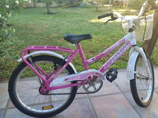 Bicicleta Tomaselli Kids R20