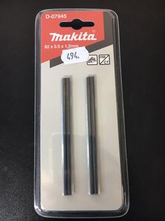 Mini Faca Plaina D-07945 82mm (par) Makita Cód.: 494