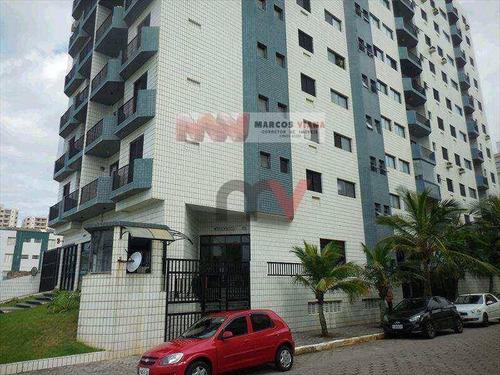 Apartamento Residencial À Venda, Vila Tupi, Praia Grande - . - Ap0804