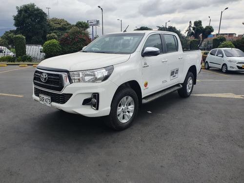 Toyota Hilux 4x4 Diesel Publica 2020