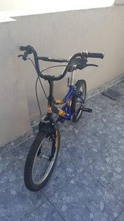 Bicicleta Impecable Estado. Rodado 16.. Casi Sin Uso