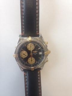 Relógio Breitling Cronomat Seminovo, Com Pouco Uso.