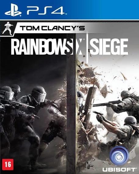 Rainbow Six Deluxe - Rainbow Six Deluxe Ps4 - Envio Imediato