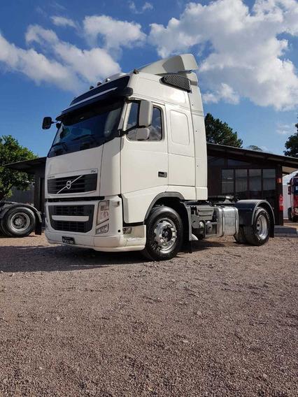 Caminhão Volvo Fh460 I Shift Globetrotter 4x2 Toco 2014